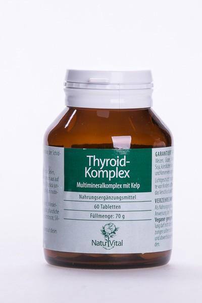 Thyreo Assist (vorher: Thyroid Komplex) , 60 VegiKaps