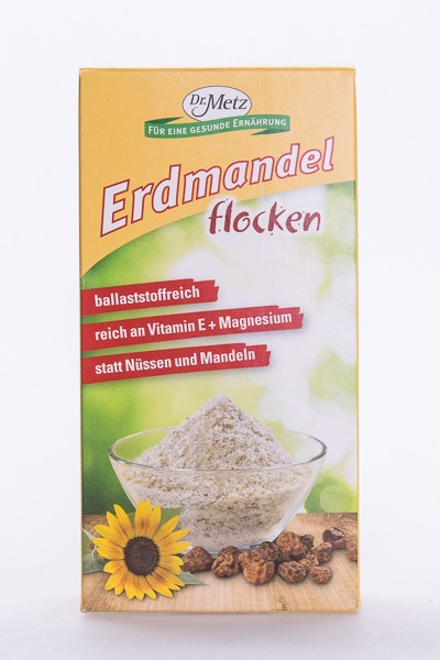 Erdmandel - Flocken