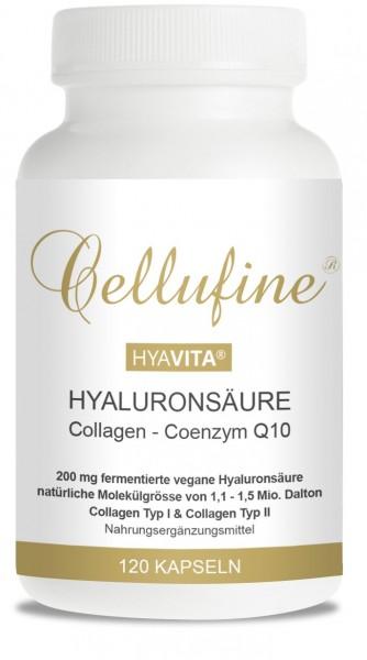 Cellufine Hyaluronsäure, 120 Vegikaps