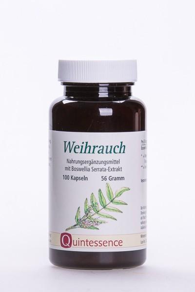 Weihrauch, 100 VegiKaps