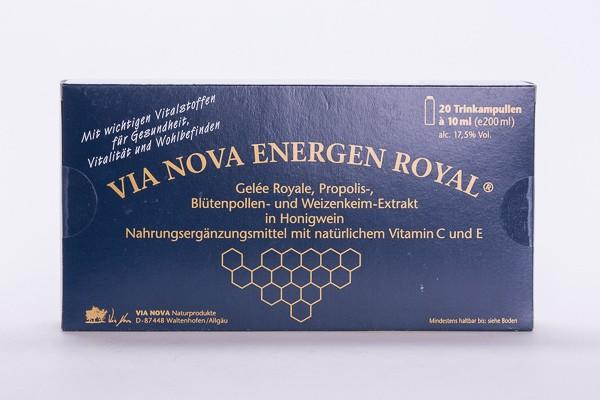 Energen Royal®, 20 Trinkampullen