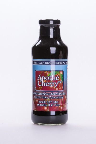 Apothe-Cherry, Sauerkirschen-Konzentrat