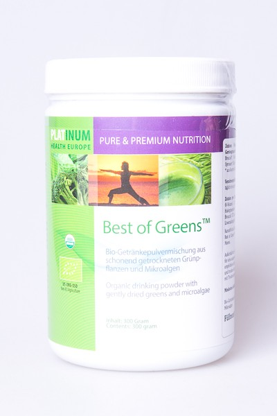 Best of Greens, BIO