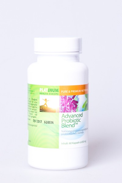 Advanced Probiotic Blend, 60 VegiKaps