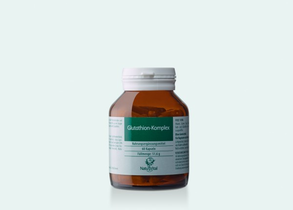 Glutathion Komplex, 60 VegiKaps