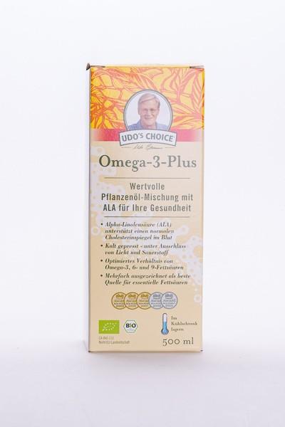 Omega-3-Öl von Udo Erasmus