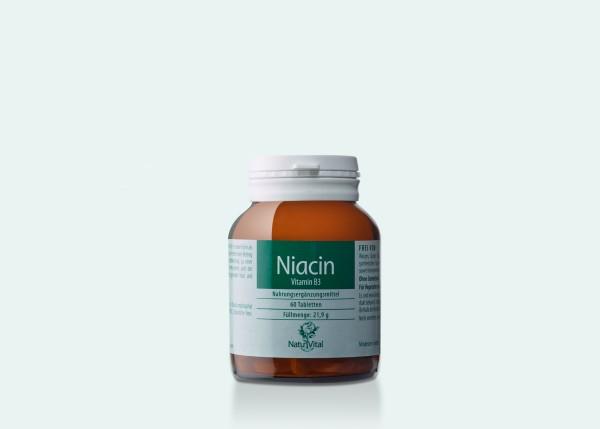 Niacin (Vitamin B 3), 60 Tbl.