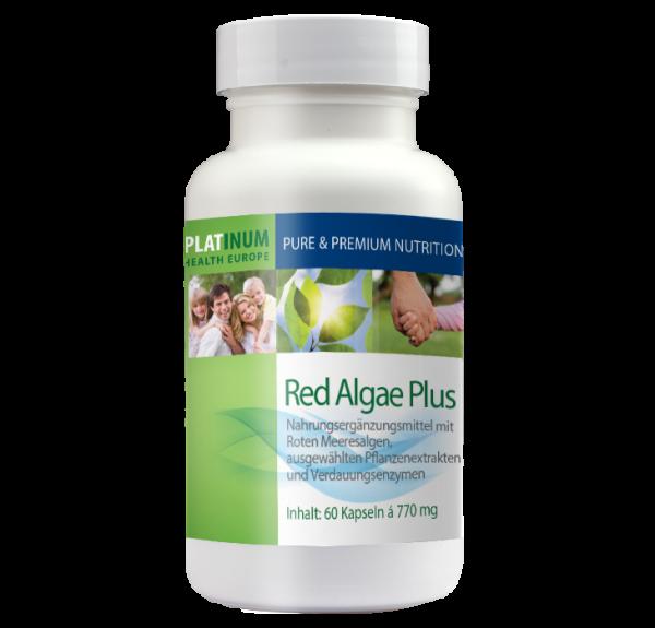 Red Algae Plus, 60 VegiKaps