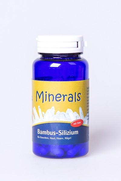 Minerals Bambus-Silizium, 90 Vegikaps