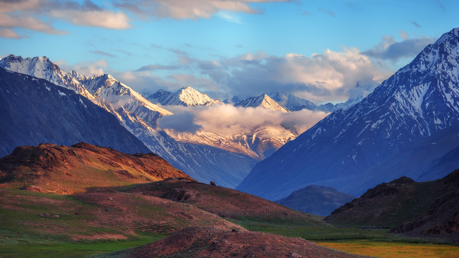 Himalaya_Trank des Lebens