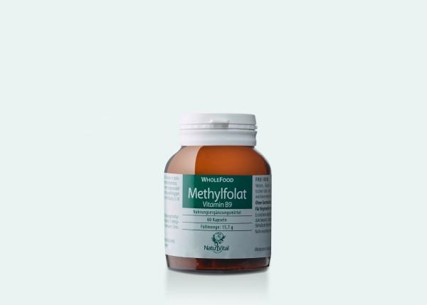 Methylfolat, 60 VegiKaps
