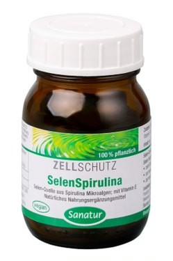 SelenSpirulina, 250 Tbl.