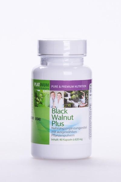 Black Walnut Plus, 40 VegiKaps