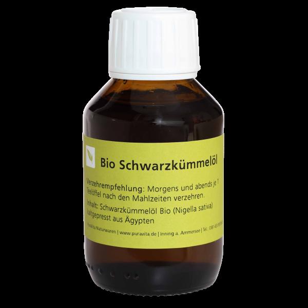 Schwarzkümmelöl (BIO)