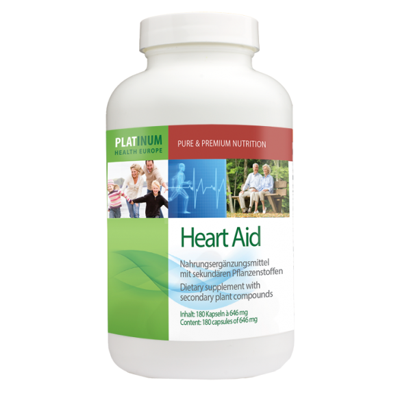 Heart-Aid, 180 VegiKaps