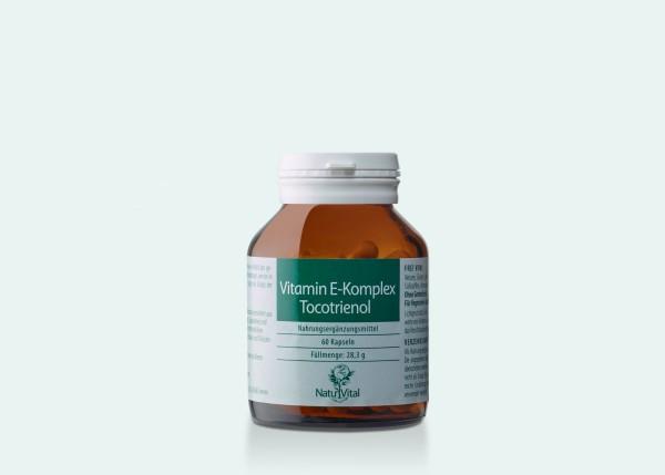 Vitamin E-Komplex Tocotrienol, 60 VegiKaps
