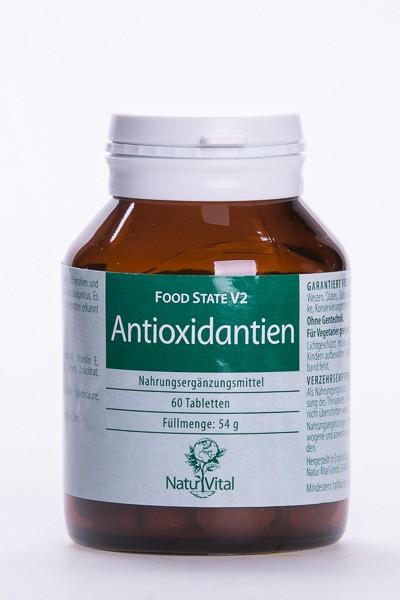 Antioxidantien, 60 Tbl.