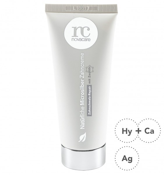 Microsilber-Zahncreme