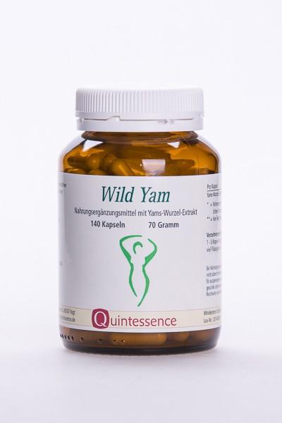 Wild Yam, 140 VegiKaps