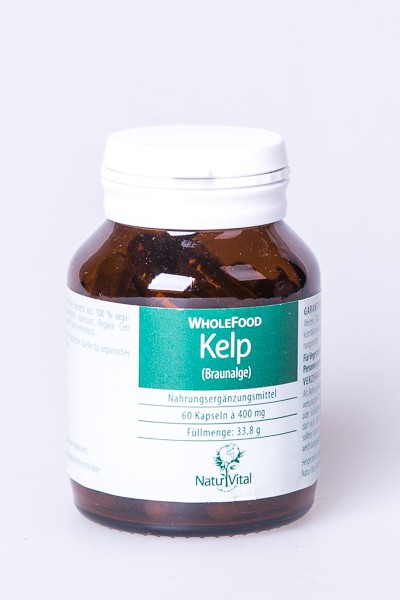 Kelp, 60 VegiKaps