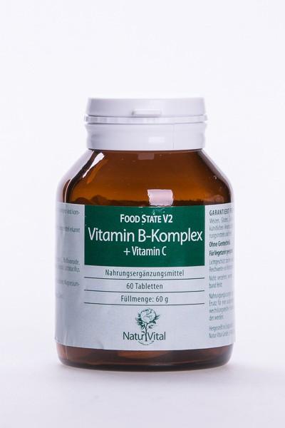Vitamin B-Komplex & Vitamin C