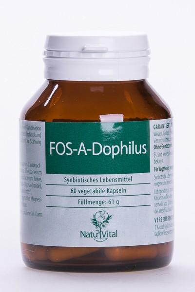 FOS-A-Dophilus, 60 VegiKaps