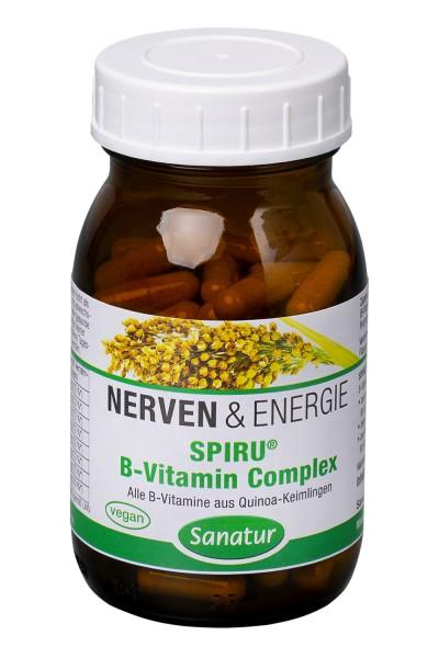 SpiruB-Vitamin Complex, 90 VegiKaps