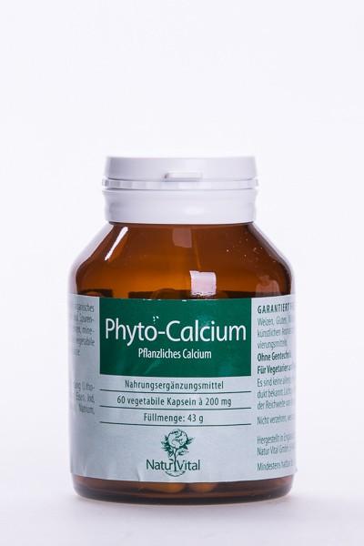 Phyto-Calcium, 60 VegiKaps