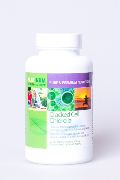 Cracked Cell Chlorella