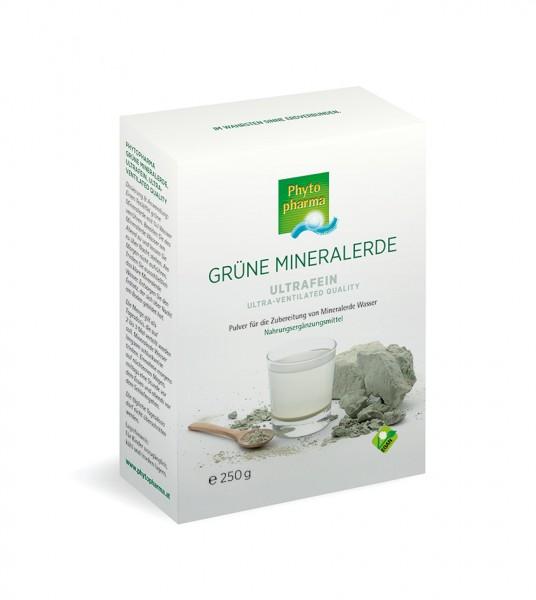 Grüne Mineralerde -ultrafeine Qualität-