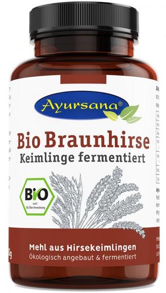 Braunhirse Keimlinge fermentiert (BIO)