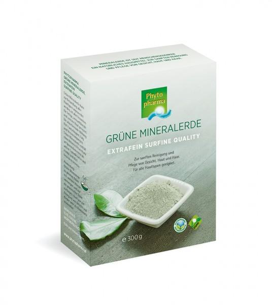 Grüne Mineralerde -extrafeine Qualität-